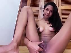 6 min - Stockings make this latina babe nasty as hell