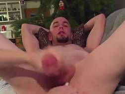 8 min - Gf giving a hj and stimulating his butthole