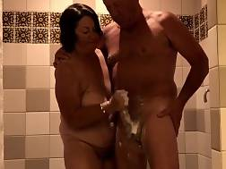 7 min - Bbw wifey makes some complications with her husband