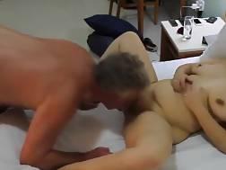 12 min - Curvy MILF enjoys the ways the pecker drills her