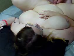 8 min - Wife and her curvy body used for drilling