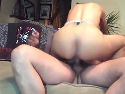 4 min - Reverse cowgirl makes her tits bounce fast