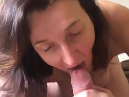 3 min - My amateur mature wifey still takes a fine care of me