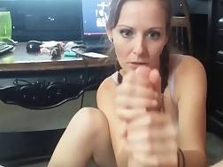 4 min - His nuts will be dried up when I am done sucking him