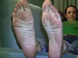 8 min - Hey you feet lovers, do you love mine?