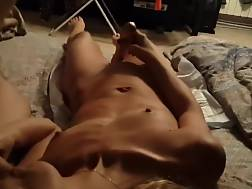 6 min - Abs of this babe will make you sperm hard