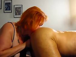 8 min - GILF showing her specialties in sucking & licking