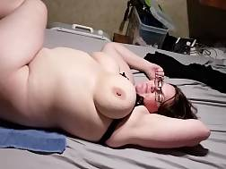 4 min - Bbw Janice Gets penetrated In The Bedroom By Her seducer