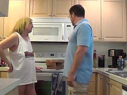 11 min - Pizza Delivery-Man Gave A hot Mature A cool Treat