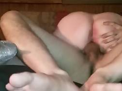 5 min - Pretty redhead Is blowing My penis Before She Rides Me