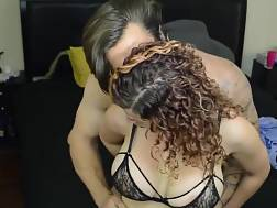 15 min - Boobed Honey Blows Her boyfriend Before He Shaggs Her In Hardcore Fashion
