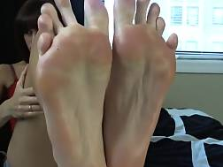 6 min - My lovely Oily Feet Look Quite Tasty, Right?