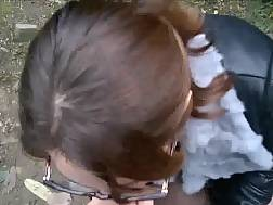 9 min - Mature girlfriend Is Quite Shameless While sucking Outdoors