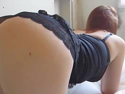 10 min - Hot gf In Stockings & underwear Got fucked Hard