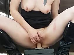 4 min - Naughty Pale chick Is Riding Her fave fucktoy
