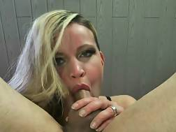 9 min - Horny View Of My blonde Eating My penis For Breakfast