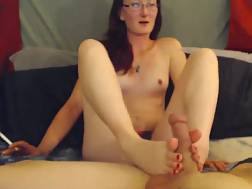 8 min - She Gave Him A Footjob Before Getting penetrated