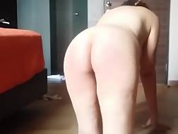 7 min - Submissive wifey Is Bent Over & Dominated Hard