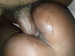 8 min - Drenched Black wifey Got fucked On The Bed