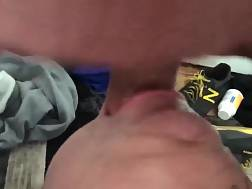 1 min - Submissive girlfriend Is Face banged By Her man