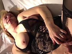 5 min - She Will masturbate As He Finger penetrates Her twat