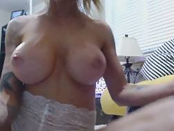 11 min - Sexy busty babe Talks dirty & Plays With Her dildo