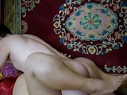 9 min - Russian chubby chaser fucks a fat mature woman on camera