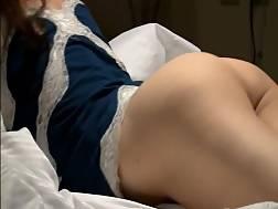 5 min - I am totally mesmerized by my wifes sexy body & butt