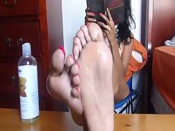 7 min - Many men go totally wild while watching my wifes feet