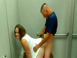 7 min - Couple gets off making a xxx tape in a changing room