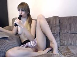 11 min - Hotty enjoys to practice blowing pecker on a big fucktoy