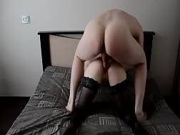 7 min - She likes to get her tight pussy drilled really hard