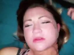15 min - Girl training her sexual gf