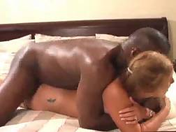 Fucked in the ass interracial