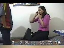 17 min - Young turkish couple share their xxx