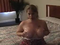 7 min - Boobed wifey loves a prick in her mouth