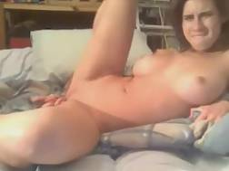 20 min - Hot girlie masturbating again