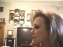 9 min - Fat wifey eats his penis