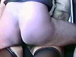 6 min - Mature anal in nylons