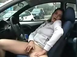 2 min - Public exhibition in car