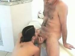 9 min - Bathroom taped xxx couple