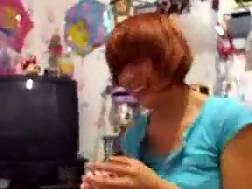4 min - Sexual spanish teen blowing
