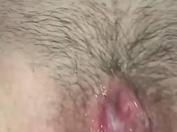 3 min - Kinky girl fingers her hairy cunt