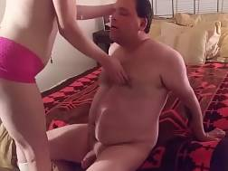 4 min - Lucky buddy gets penis sucked by a hot friend and swallows