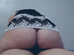 4 min - Chubby ex wifey likes to jump on a hard dick