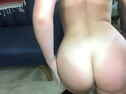 6 min - Her unshaved pussy gets pleased with a dildo
