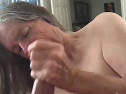 Granny jerk off