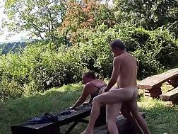 10 min - We made a porn tape outdoors