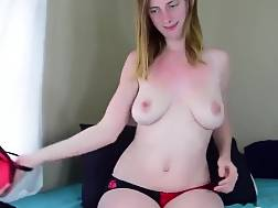 10 min - Her hairy pussy can take a long fucktoy