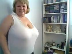 3 min - Chubby mature blondie haired